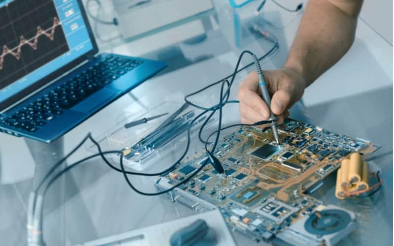 elektronika oferta pracy