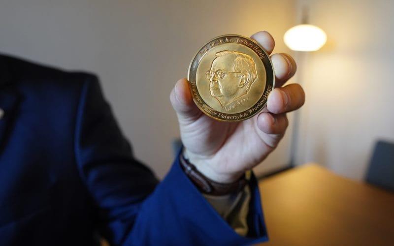 Nominacja do nagrody Heisiga